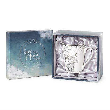 Love You To The Moon Me To You Bear Luxury Boxed Mug  £10.00