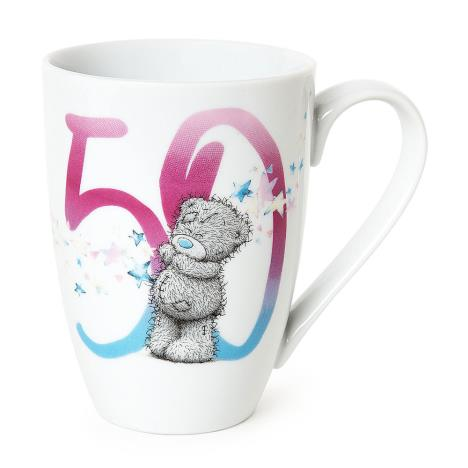 50th Birthday Me To You Bear Boxed Mug  £5.99