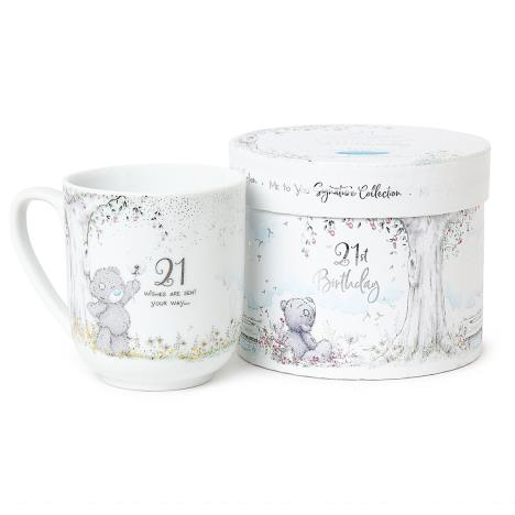 21st Birthday Signature Collection Me to You Boxed Mug  £8.00