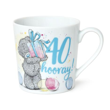 40th Birthday Me to You Bear Boxed Mug  £5.99