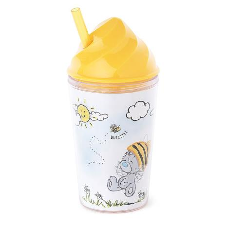 My Dinky Bee Hat Me To You Bear Tumbler With Straw  £4.99