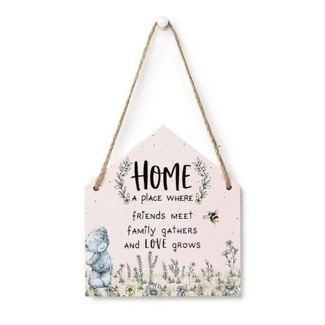 Me to You Bear Hanging Home Verse Plaque  £2.49