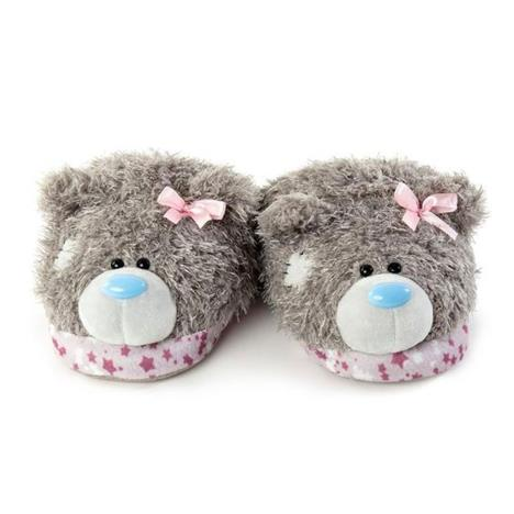 One Size Slip-On Me to You Bear Plush Slippers  £14.99