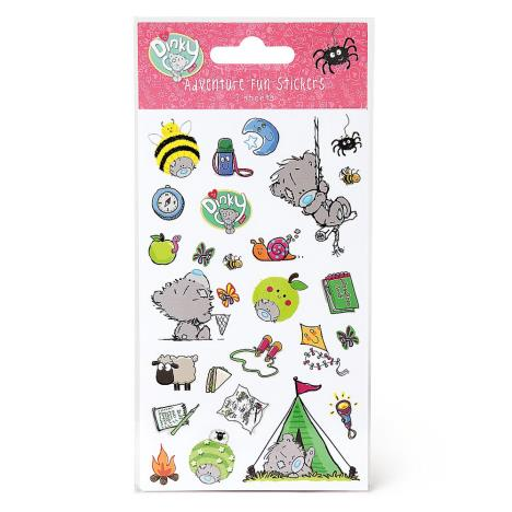 Dinky Adventure Me to You Bear Stickers  £1.49
