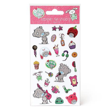 Dinky Sleepover Me to You Bear Stickers  £1.49