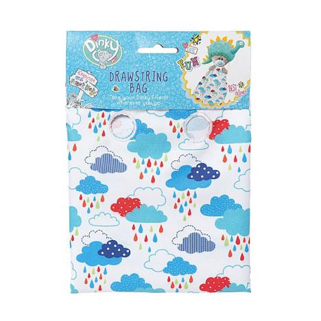 Rain Clouds My Dinky Me To You Bear Drawstring Bag  £4.99