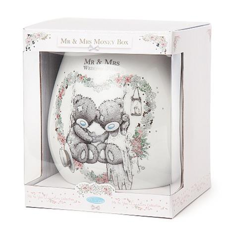 Me to You Bear Wedding Fund Money Jar  £10.00