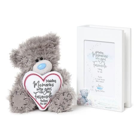 "Making Memories 5"" Plush & Trinket Box Me to You Gift Set  £15.00"
