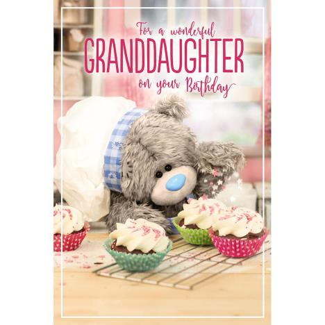 3D Holographic Granddaughter Me to You Bear Birthday Card   £3.39