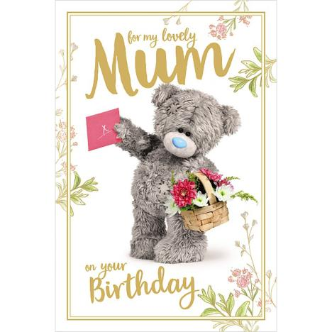 3D Holographic Mum Me to You Bear Birthday Card  £3.39