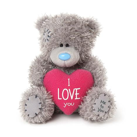 "4"" I Love You Heart Me to You Bear  £5.99"
