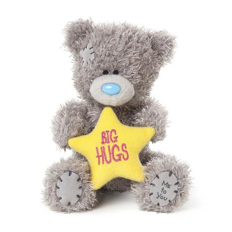 "4"" Big Hugs Me to You Bear  £5.99"