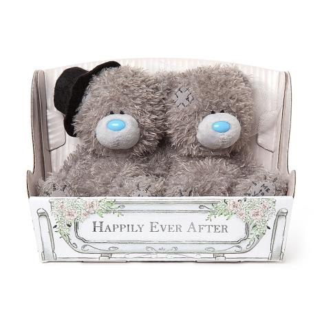 "2 x 4"" Bride & Groom Me to You Wedding Bears  £14.00"