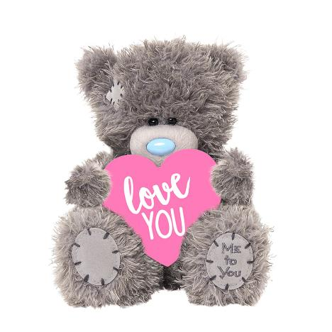 "4"" Love You Padded Heart Me to You Bear  £5.99"