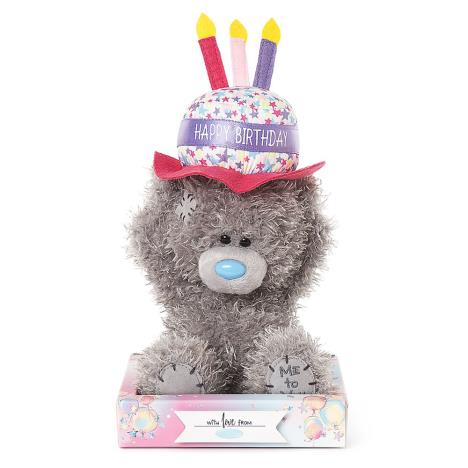 "7"" Birthday Cake Hat Me to You Bear  £9.99"