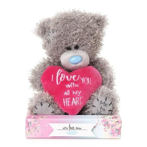 "7"" Padded Love Heart Me To You Bear  £9.99"