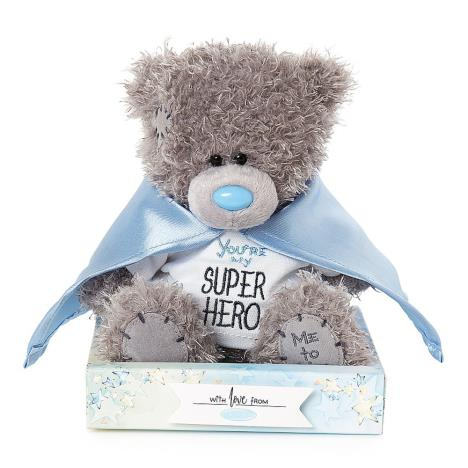 "7"" Super Hero Me To You Bear  £9.99"