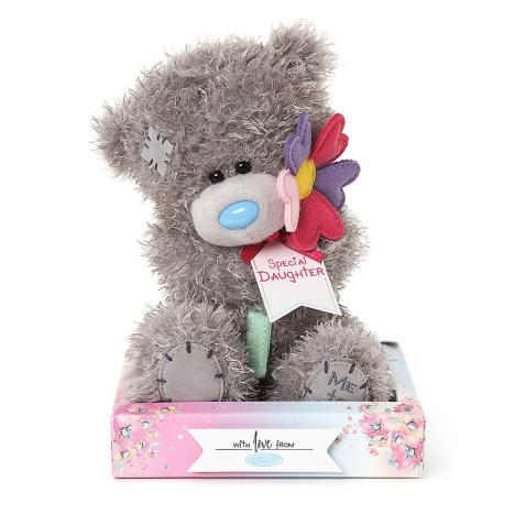 "7"" Special Daughter Holding Flower Me To You Bear  £9.99"