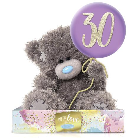 "7"" Holding 30th Birthday Balloon Me to You Bear  £9.99"