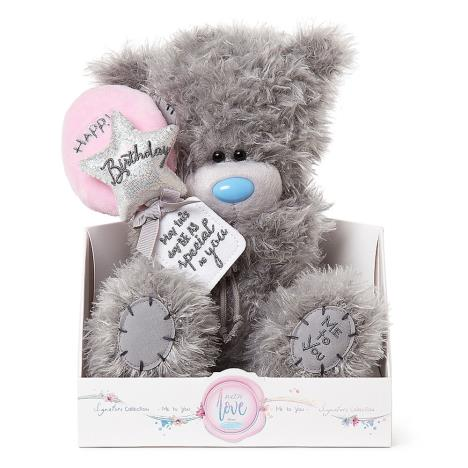 "9"" Happy Birthday Balloons Me To You Bear   £19.00"