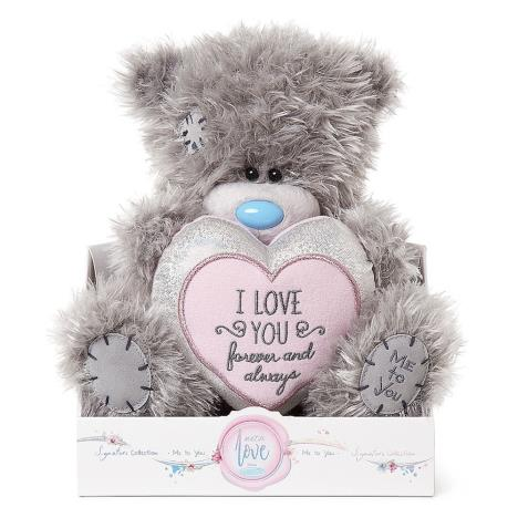 "9"" Love You Padded Heart Me To You Bear  £19.00"
