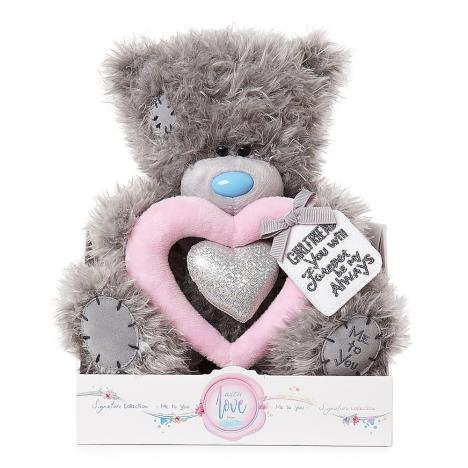 "9"" Girlfriend Padded Hanging Hearts Me to You Bear  £19.00"