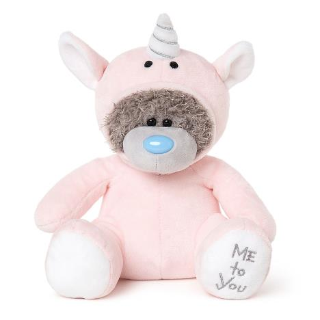 "9"" Pink Unicorn Onesie Me to You Bear  £14.99"