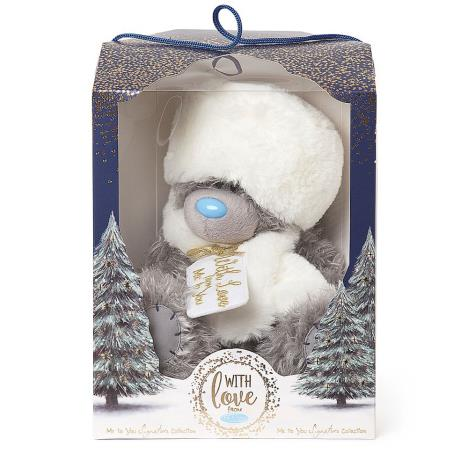"9"" Special Edition Winter Hat And Scarf Boxed Me To You Bear  £25.00"