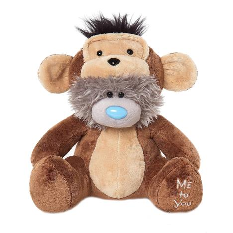 "9"" Dressed As Monkey Onesie Me to You Bear  £14.99"