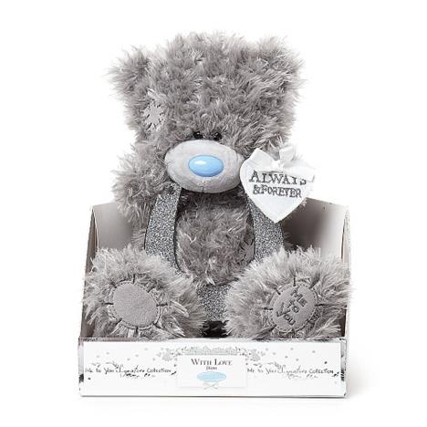 "9"" Always & Forever Horseshoe Me To You Bear  £19.00"