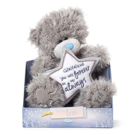 "9"" Padded Girlfriend Verse Star Me to You Bear  £19.00"