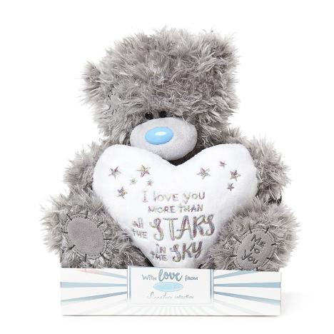 "9"" Love You More Than The Stars Padded Heart Me to You Bear  £19.00"
