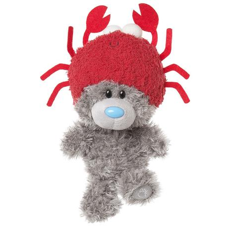 "9"" My Dinky Bear Crab Hat Me to You Bear  £9.99"