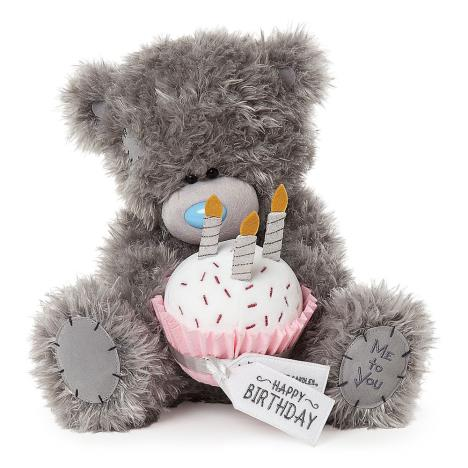 "12"" Holding Birthday Cake Me to You Bear  £30.00"