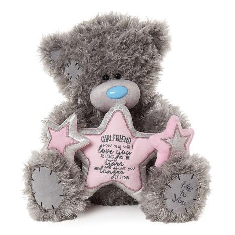 "12"" Girlfriend Padded Stars Verse Me To You Bear  £30.00"