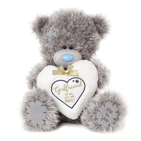 "12"" Girlfriend Padded Heart Me To You Bear   £30.00"