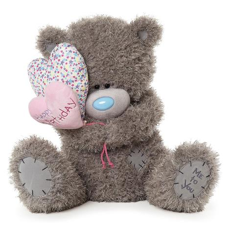"20"" Happy Birthday Balloons Me To You Bear   £39.99"
