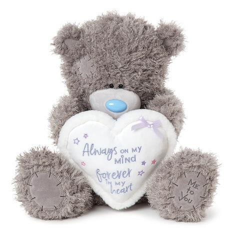 "20"" Padded Heart Verse Me to You Bear  £39.99"