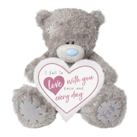 "20"" Fall In Love Padded Heart Me to You Bear  £39.99"