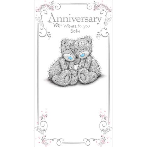 Wishes to You Both Me to You Bear Anniversary Card  £2.19