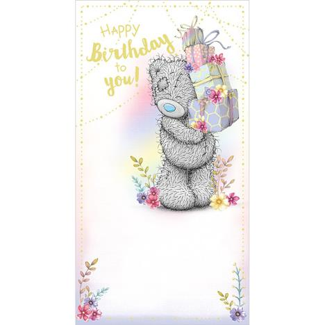 Happy Birthday Gifts Me to You Bear Birthday Card  £2.19