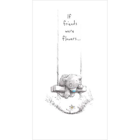 Tatty Teddy on Swing Me To You Bear Card  £2.19
