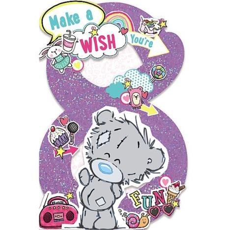 My Dinky 8th Birthday Me to You Bear Birthday Card   £1.89