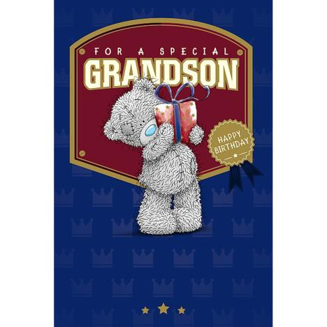 Special Grandson Me to You Bear Birthday Card  £2.49