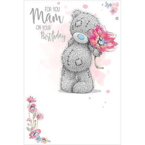 Mam Me To You Bear Birthday Card  £2.49