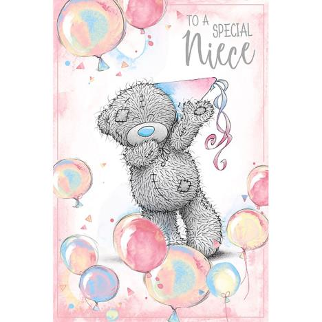 Special Niece Me To You Bear Birthday Card  £2.49