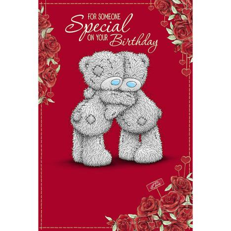 Someone Special Me To You Bear Birthday Card  £2.49