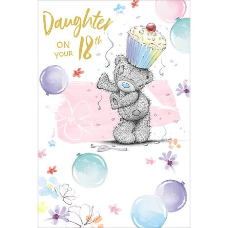 Daughter 18th Birthday Me to You Bear Card  £2.49