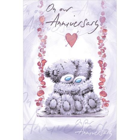 On Our Anniversary Me to You Bear Anniversary Card  £2.49