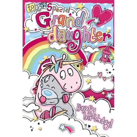 Special Granddaughter My Dinky Me To You Bear Birthday Card  £2.49